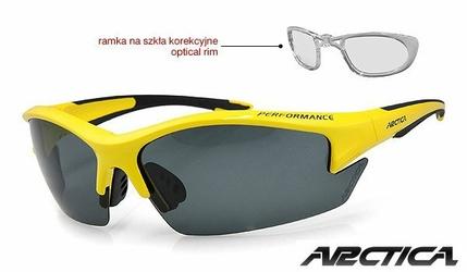 Okulary Arctica S-148B polaryzacyjne i korekcyjne