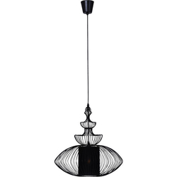KARE Design :: Lampa sufitowa Swing Iron Oval
