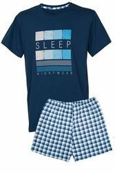 Muzzy Sleep 7879 piżama męska