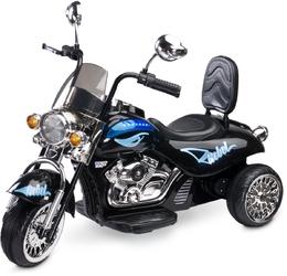 Toyz Rebel Czarny Motorek Dla Dzieci na akumulator