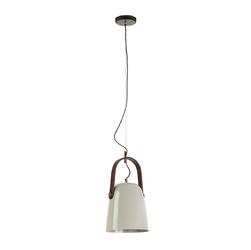 Lampa wisząca PARED beżowa - beżowy