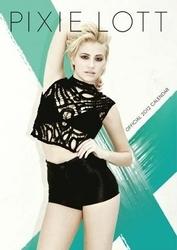 Pixie Lott - kalendarz 2012 r.