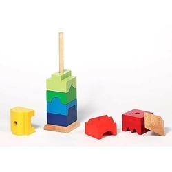 Wieża do układania na kołeczku