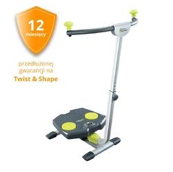 Twist  Shape sprzęt do ćwiczeń na odchudzanie - przedłużona gwarancja 24 miesiące