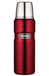 Termos 0,47 l czerwony King Thermos