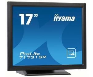 Monitor LED IIYAMA T1731SR-B1 17 dotykowy - Szybka dostawa lub możliwość odbioru w 39 miastach