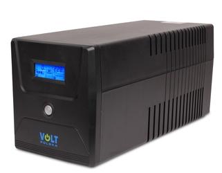 UPS ZASILACZ AWARYJNY VOLT POLSKA MICRO 1000VA 600W - Szybka dostawa lub możliwość odbioru w 39 miastach