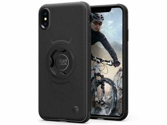 Etui Spigen Gearlock CF103 Bike Mount Apple iPhone XS Max Black