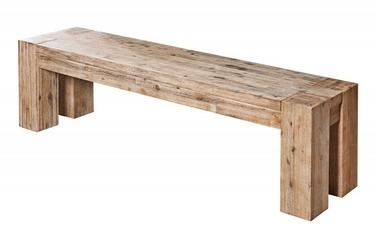 Ławka drewniana Giant 170cm akacja