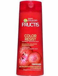 Garnier Fructis, Color Resist, szampon wzmacniający do włosów farbowanych, 400ml