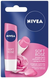 Nivea Lip Care Rose, pomadka ochronna