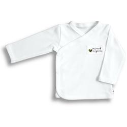 Nanaf Orgnic, BASIC, Kaftanik kimono  biały