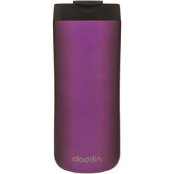 Mały stalowy kubek termiczny na kawę Aladdin Hot  Cold 0,35 Litra fioletowy 10-01923-015