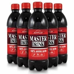 ACTIVLAB Master Drink - box 12x500ml
