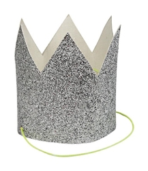 Meri Meri Mini Korony srebrne