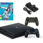 Konsola Sony PS4 Pro 1TB + 2 Pady + FIFA 19 + Ładowarka
