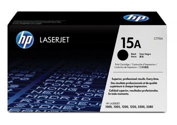 HP Toner 15A 2.5k C7115A CZARNY