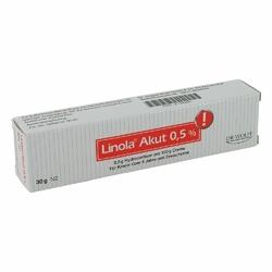 Linola akut 0,5 Creme