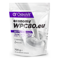 OSTROVIT WPC Economy - 700g - Tiramisu