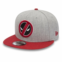 Czapka New Era 9FIFTY Marvel Deadpool Slash Logo Snapback - 70461312