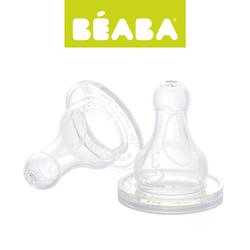 Smoczki do butelek Beaba 3m+