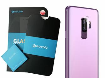 Szkło hartowane Mocolo na aparat obiektyw do Galaxy S9+ Plus
