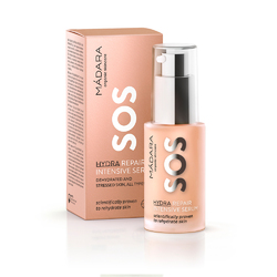 Madara, SOS HYDRA REPAIR - Intensywne serum regenerujące dla skóry odwodnionej, 50ml
