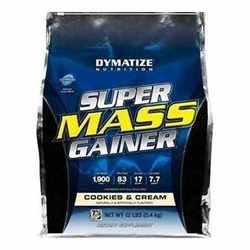 DYMATIZE Super Mass Gainer - 5443g - Chocolate Cake Batter