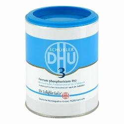 Biochemie DHU Nr3 fosforan żelaza tabletki D12
