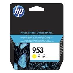 HP oryginalny ink blistr, F6U14AE, yellow, 700s, 10ml, No.953, HP OJ Pro 8218,8710,8720,8740