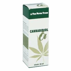 Cannabidiol öl