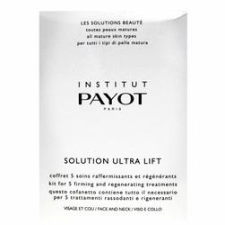 Payot Ultra Lift Masque W maska ujędrniająca do twarzy 5szt