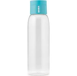 Butelka na wodę z kontrolą spożycia Dot Joseph Joseph turkusowa 80067