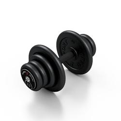 Hantla skr�cana na sta�e 23 kg - Marbo Sport - 23 kg