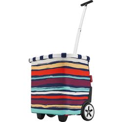 Wózek na zakupy Reisenthel Carrycruiser Artist Stripes ROE3058