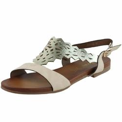 Beżowe Sandały Vogue Carla 541 CoZaButy