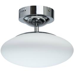Lampa sufitowa biała okrągła LED DeMarkt Techno 29 cm 706010201