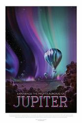 Jupiter - plakat Wymiar do wyboru: 61x91,5 cm