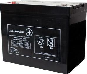 Akumulator AGM Powerbat 84Ah - Szybka dostawa lub możliwość odbioru w 39 miastach