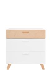 HOPPA komoda 3 - szuflady