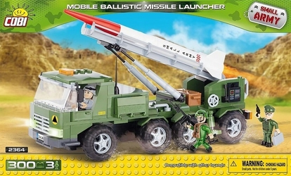 Small Army Mob.Ballistic Missile Launcher