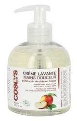 Coslys Delikatne kremowe mydło w płynie z jabłkiem, 300 ml