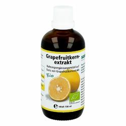 Grapefruit Kern Extrakt Bio Loesung