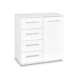 Komoda z szufladami Lima KM-2 biała