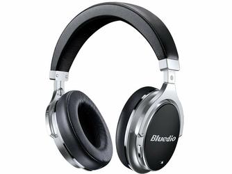 Słuchawki bezprzewodowe Bluedio F2 Bluetooth 4.2 ANC czarne