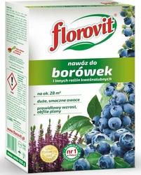 Florovit, Nawóz granulowany do borówek, 925g
