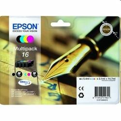 Tusze Oryginalne Epson T1626 C13T16264010 komplet - DARMOWA DOSTAWA w 24h
