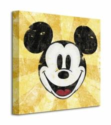 Mickey Mouse Squeaky Chic - Obraz na płótnie