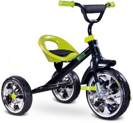 TOYZ YORK Zielony Rowerek trójkołowy + PUZZLE