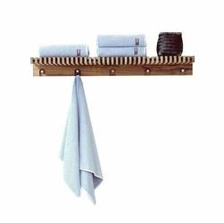 Garderoba Cutter drewno tekowe